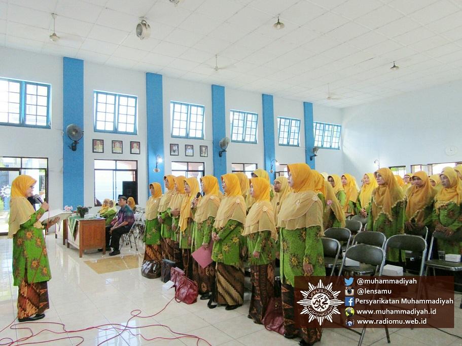 Pimpinan Daerah 'Aisyiyah Kudus Lantik Jajaran Pengurus Baru
